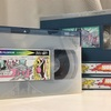 熱心に描いていた平成ライダー自作VHSラベルを供養する