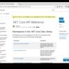 .NET Core開発で project.json / .csproj に手動で参照追加する場合・・・