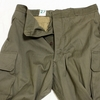 60s FRENCH ARMY M47 TROUSERS 27 / ヴィンテージ フランス軍 M47 パンツ 後期