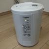 乾燥が気になる季節。ZOJIRUSHI加湿器を購入