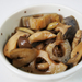ホットクック レシピ#24:根菜とキノコの炒め煮