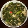 葉唐辛子と鯖の煮物