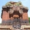 Phnom Da Temple (プノンダー遺跡)に行きました。
