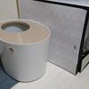 猫のトイレを増やしてエアコンもつけて環境改善。
