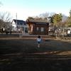 貴重な外遊びの場、プレーパーク「練馬区立こどもの森」