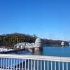 大雪から2日目、積雪状況を見に多摩湖へパトロールに行ってきました。