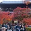 混雑覚悟で南禅寺の紅葉を満喫する