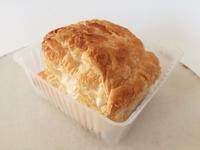 ファミマ「限定」フローズンスイーツ「アップルパイアイス」が固い。溶かして食べたら美味しいぞ!!!