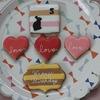 日本アイシングクッキー協会講座Lesson4レタリングでワンランク上の仕上がりに!