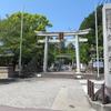 尾張式内社を訪ねて 57 針綱神社と国宝・犬山城