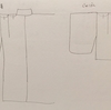 こどもの無双袖半襦袢を作る Day6:袖つけ・肩揚げ