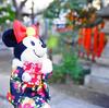 神社参拝めぐり~うさぎが可愛い三輪神社@大須