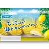 【フジパン】ちっちゃい瀬戸内レモンパン【1個あたり94kcal】