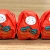 か・か・可愛い~♪金沢の起上もなか。味よし見た目よしまた出会いたいお菓子です!