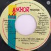 ★新着レコード★Gregory Isaacs(グレゴリーアイザックス) - Don't Call Me Baldhead【7'】