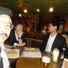 アジア料理店で飲み会