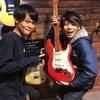 ギターをエイジド加工!超かっこいいギターになりました!
