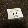 OmakerのmicroUSBケーブル5本セットを買ってみた。