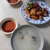 【雙連街鹹粥】朝食にぴったりな出汁が効いてる絶品のお粥のお店【肉粥】