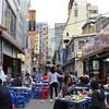 【韓国旅行】1日の締めくくりは乙支路(ウルチロ) ノガリ横丁で乾杯!