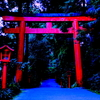 【無料/フリーBGM素材】神社、伝奇、ホラー『鳥居』和風曲/日本風