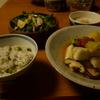 2017年4月17日(月)夕食
