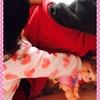 ☆ コタツの中におもちゃを入れて遊ぶ 《1歳8ヶ月》