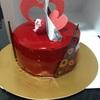綺麗なケーキ!