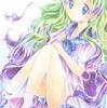 紫陽花な女の子