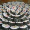 巻き寿司を作った。
