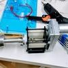 フィラメントエクストルーダー1 Felfil Evo Complete Kitの組み立て