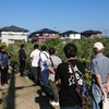 日本列島植木植物園の視察研修 岡山、香川 2日目