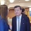 大内延介先生。