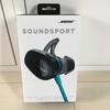 【レビュー】BOSE SoundSports ワイヤレスヘッドフォンを購入! ワイヤレスって素晴らしい!