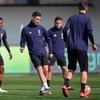 【招集メンバー】 2018/19 UEFA CL R.16-1 アトレティコ・マドリード対ユベントス