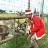 【真夏のメリークリスマス】北の大地のトナカイ牧場のススメ