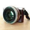 至高の街撮りカメラLumixDMC-GM1Sを手に入れた
