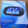 PlayStation Vita (プレイステーション ヴィータ) が来た