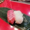 タイからの一時帰国【東京】で食べたもの①立ち食い寿司&回転寿司