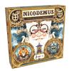 【ニュース】もう来ちゃった!ニコデマス(Nicodemus)もでます!そしてミクロマクロの続編が早くも日本語版リリースとか、最近のホビージャパン飛ばし過ぎちゃうか....