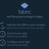 Fabric環境構築の作業メモ