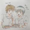 ゴロトシ漫画「駅弁」腐向け (r-18)
