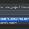 RubyMineでよく使うキーボードショートカット