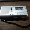 マイクロカセットテープレコーダー
