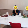『テーブルで行う茶道』体験お稽古。お菓子 里仙(鮎)