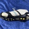 【大雪の通勤対策】路面凍結で歩く時に滑らないようにするための雪国アイテム(靴:アイゼン)