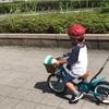 4歳コマなし自転車に乗れた!いつから練習?早いほうが慣れやすい