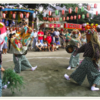 下九沢御嶽神社の獅子舞 8月26日(月)開催!