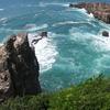 南紀の夏~白浜・三段壁と荒れた海~