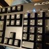 【FILCO】メカニカルキーボード ピンク軸 静音 レビュー